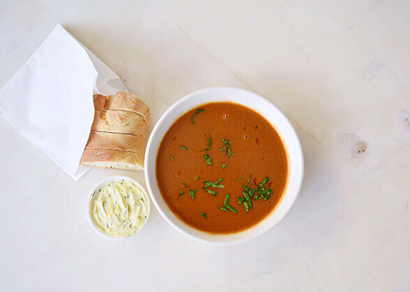 Homemadelobstersoup